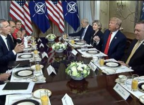 Trump Launches harsh attack on Germany, Nato at sumit