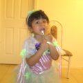 Editor Nafiza Julie' s daughter Raha Chowdhury
