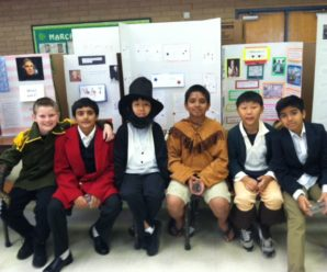 Jim Chowdhury and some of his friends